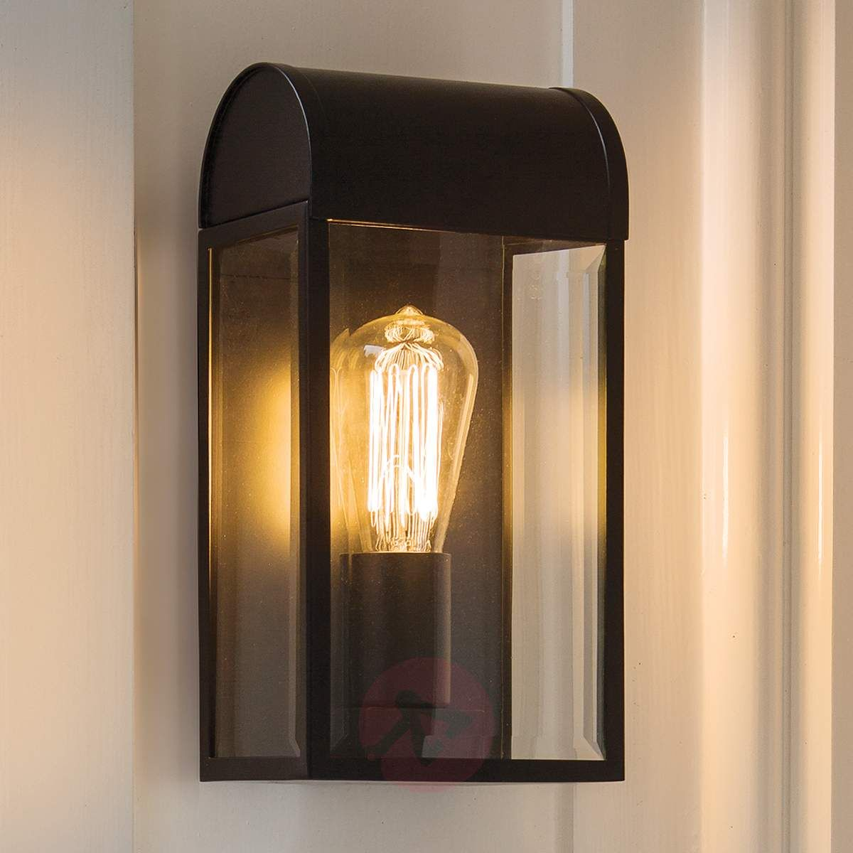 Zewnetrzna Lampa Scienna Newbury Lampy Lampa Scienna Lampa Ogrodowa