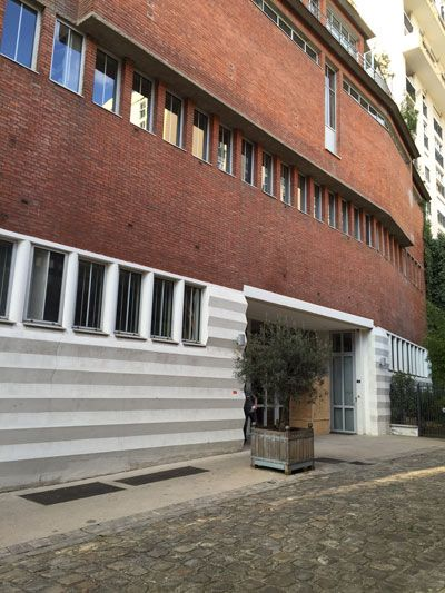 Le Garde Meuble Odoul Architecture Art Deco Architecte Architecture