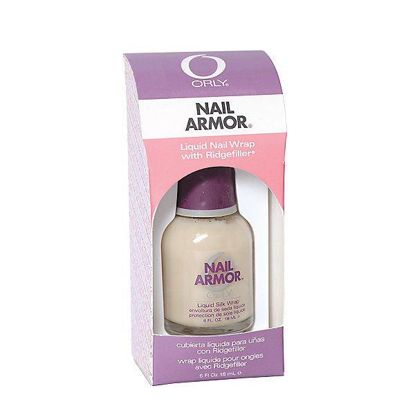 Orly Nail Armor Liquid Silk Wrap Helps Protect Natural Nails