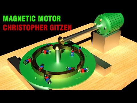 free energy generator 2017 christopher gitzen magnetic motor youtube freie energie. Black Bedroom Furniture Sets. Home Design Ideas