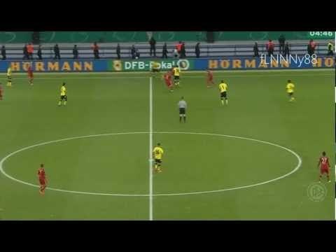Borussia Dortmund - Best Teamplays 2012