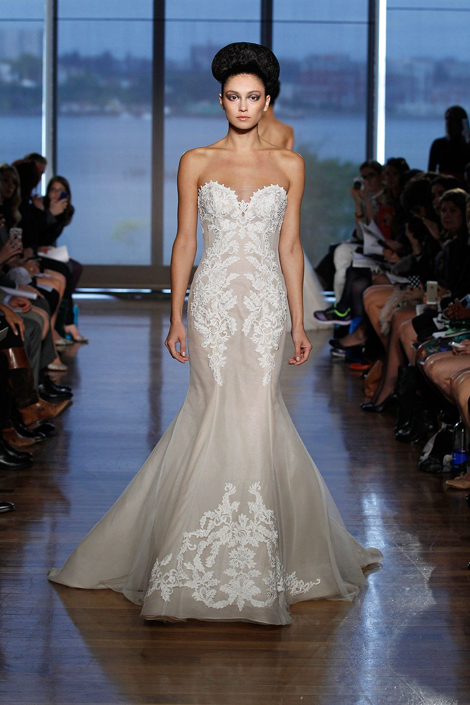 Used berta wedding dress  Elisavet  Ines Di Santo  Wedding Ideas  Pinterest  Wedding dress