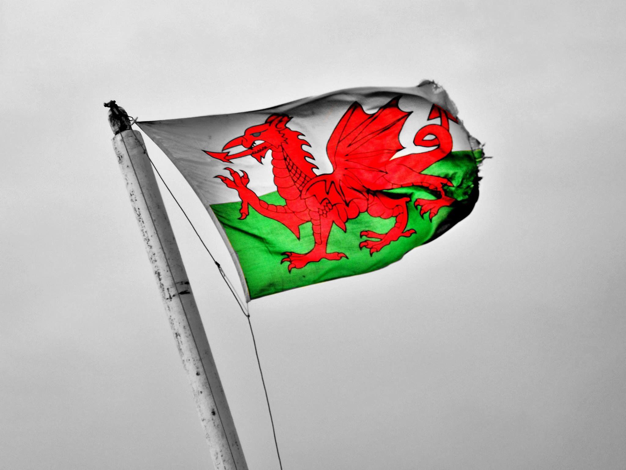 Casllwchwr. Cymru.