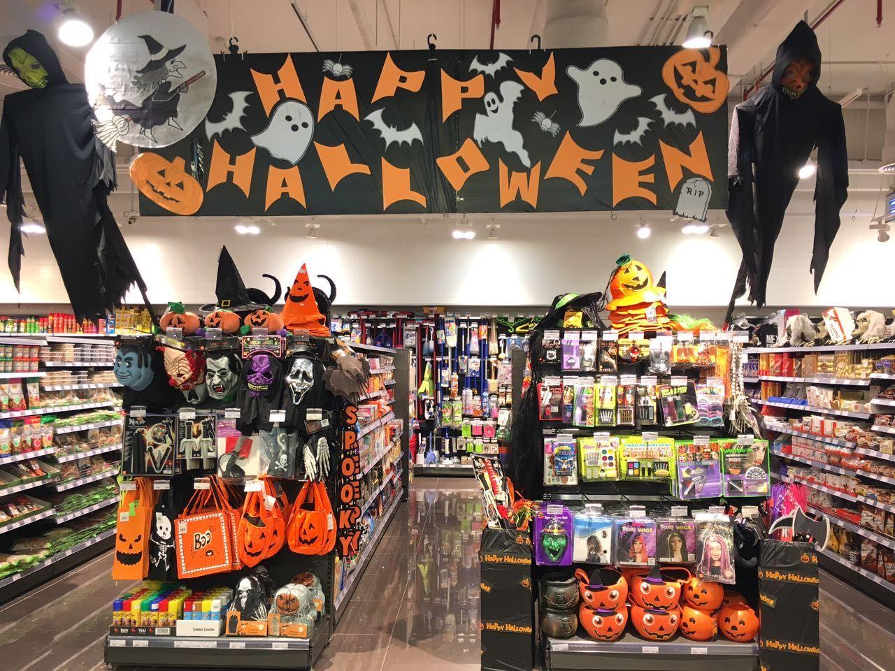 #Halloween #Halloween2016 #TrickOrTreat #HalloweenCollection #Choithrams #HappinessatChoithrams #CelebrateHalloween #HalloweenCostumes #MyDubai #Pumpkins #J3