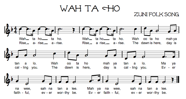Beth's Music Notes: Native American Songs   Teaching Native