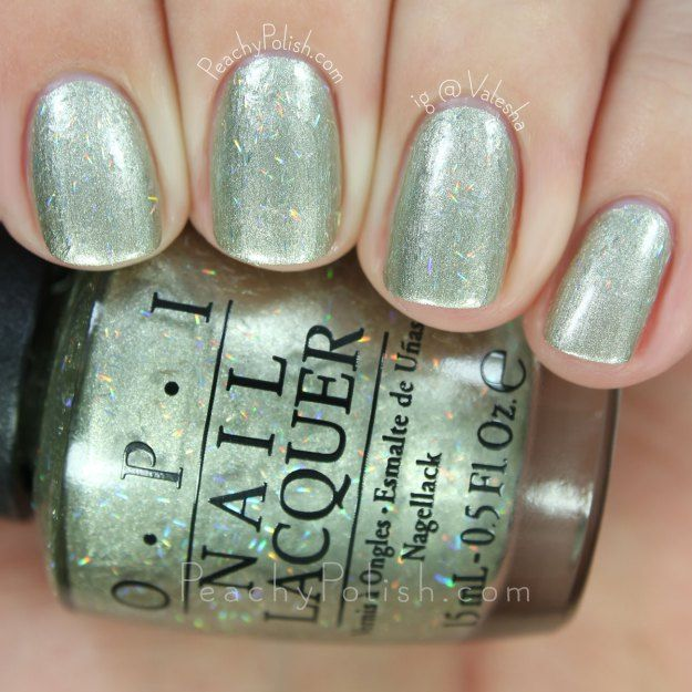OPI Is This Star Taken | 2015 Starlight Collection | Peachy Polish ...