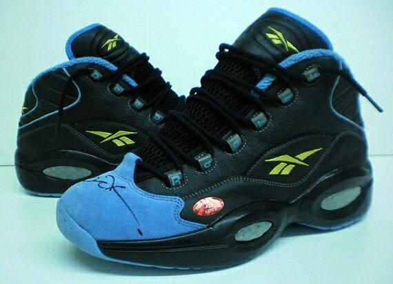 sports shoes 55d61 84c61 Rebook Allen Iverson Answer