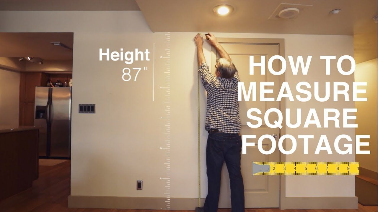 How To Measure Square Footage Of A Wall Square Footage Stick On Wood Wall Square