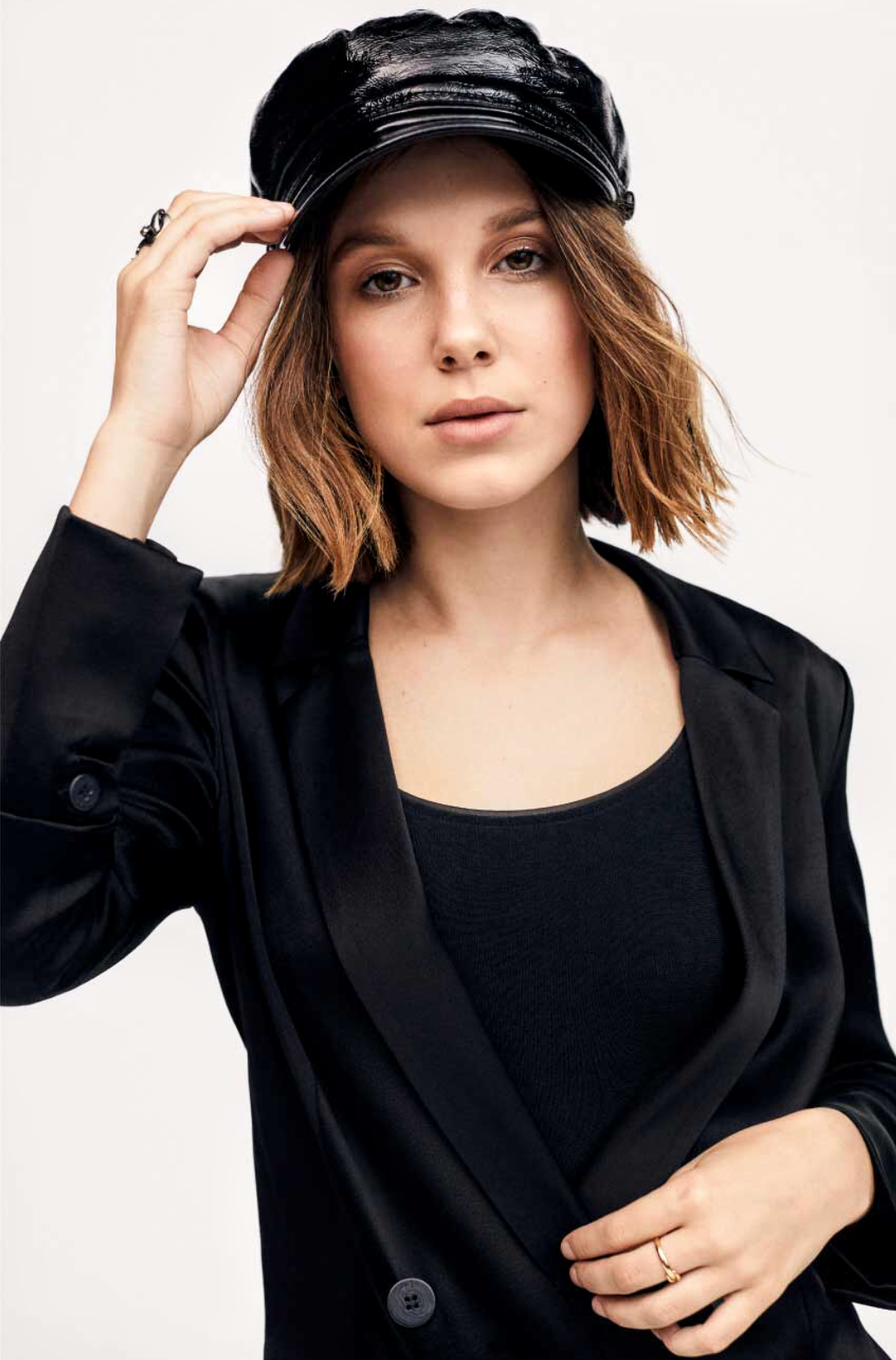 Wt She S Grown Up Now Millie Bobby Brown Bobby Brown Bobby Brown Stranger Things