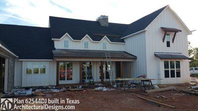 House Plan 62544DJ built in Texas