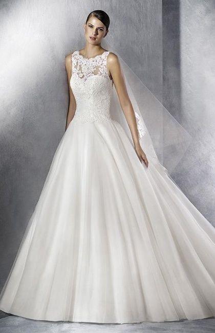 Robe de mariée White One 2016 Modèle 16WO-Jill   Robes de mariée ...