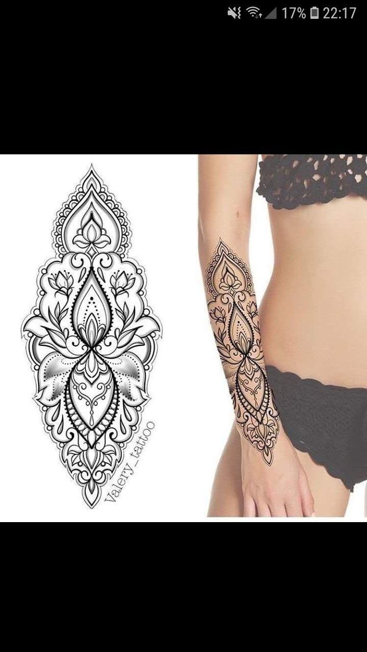 Pin De Berengere Legris Em Tatouage Tatuagem Mehndi Tatuagem
