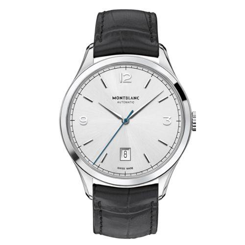 4565e68bab0 Relógio Montblanc Masculino Couro Preto - 112533