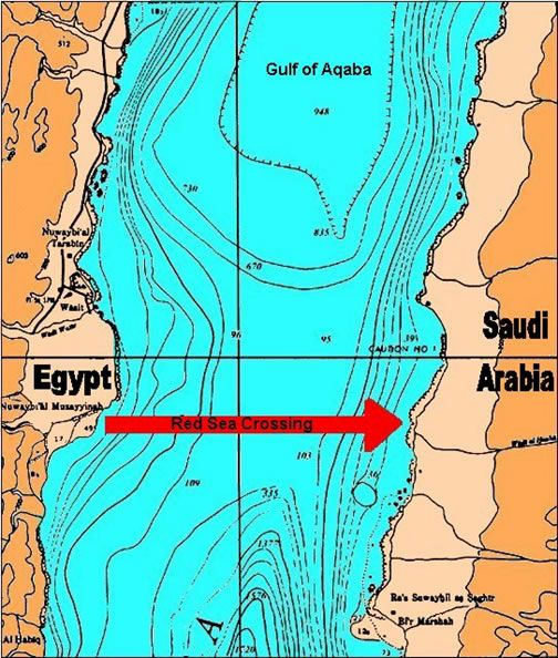 Depth Chart 1 In 2020 Bible Facts Red Sea Ancient Israel