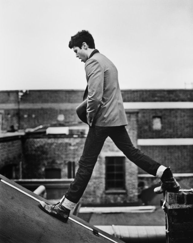 toby kebbell - really brilliant, definitely one to watch.