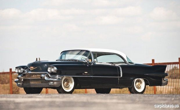 1956 Cadillac Eldorado Seville Hardtop Prototype