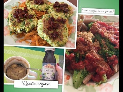 What I eat in a day #1 - Vegan