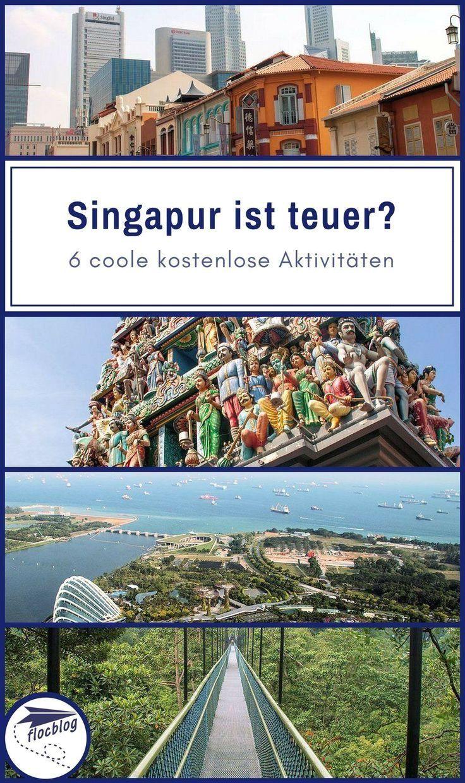 #Singapur  #Malaysia  #Reisetipps  #Südostasien  #Reise  #Rucksackreise  #Backpacking  #Reiseziel  #günstig  #Stadt #lebt #kultureller Singapur lebt von kultureller Vielfalt und von den starken Kontrasten auf engem Raum. Und genau das macht die Stadt auch für uns Backpacker so attraktiv!