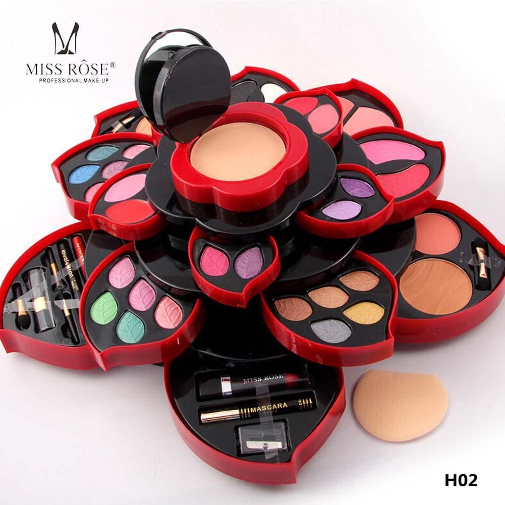 MISS ROSE Professional multi Colors Make Up Sets Eye