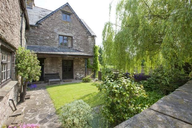 Detached house for sale in Llanvetherine, Abergavenny NP7 - 29892618