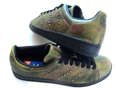 huge discount 6ac58 12b24 Rare ADIDAS x DIESEL Ltd Edition Stan Smith Camo Leather