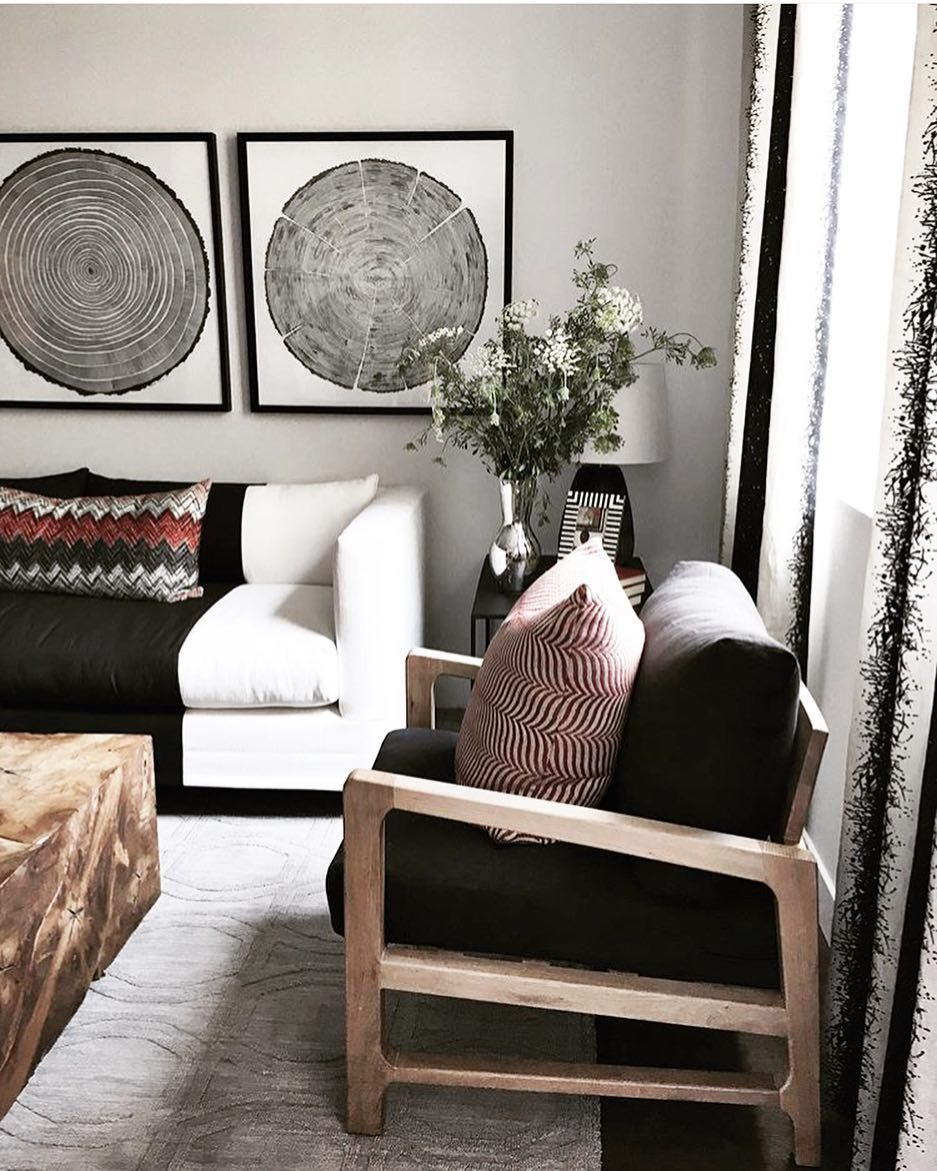 Getting It Right With A Cosy Living Room: Needing All The Cozy I Can Get With This Crazy Weather We