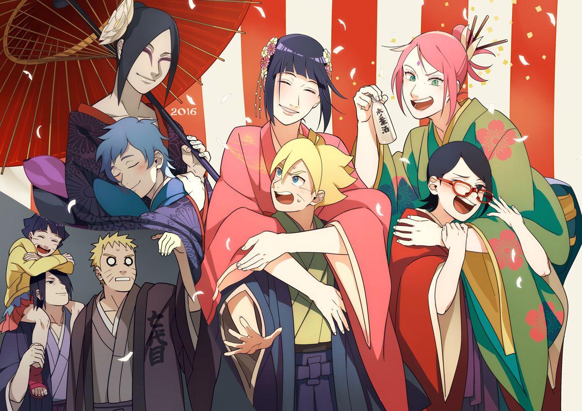 Tags: Fanart, NARUTO, Haruno Sakura, Uzumaki Naruto, Uchiha Sasuke, Pixiv, Orochimaru, Team 7, Min Tosu, Fanart From Pixiv, Uchiha Clan, Uzumaki Family, Uzumaki Himawari, Uchiha Sarada, Uzumaki Boruto, Mitsuki (NARUTO), Team Konohamaru