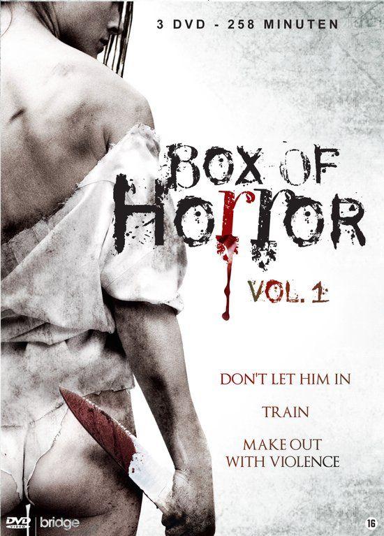 Box Of Horror - Volume 1