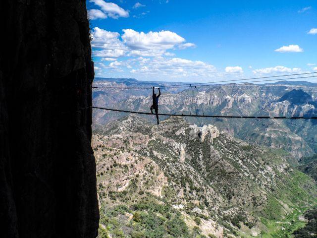 Zip Lining Near El Paso Tx