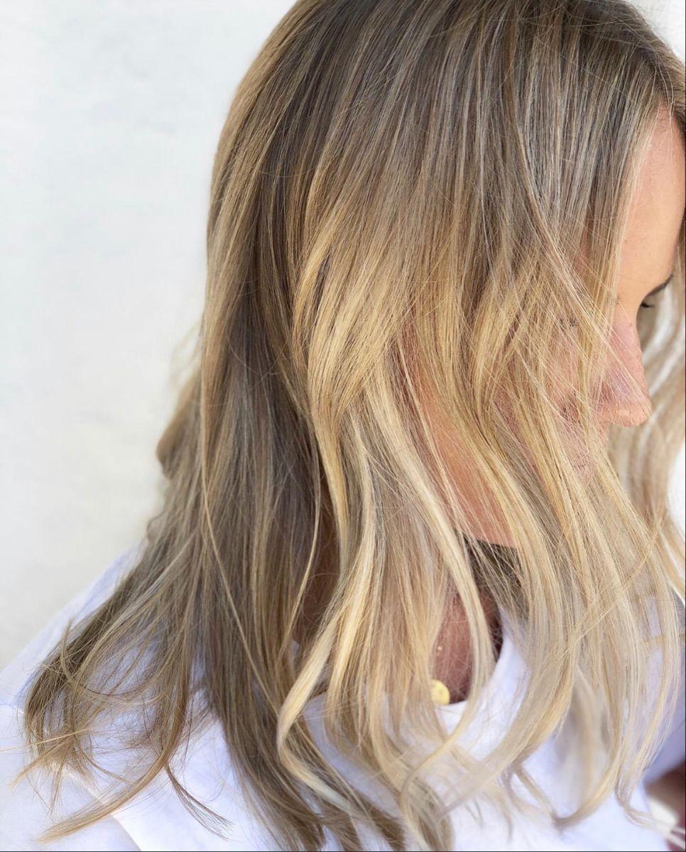 #haircare #hairgoals #hair #blondebalayage #livedincolor #livedinwaves