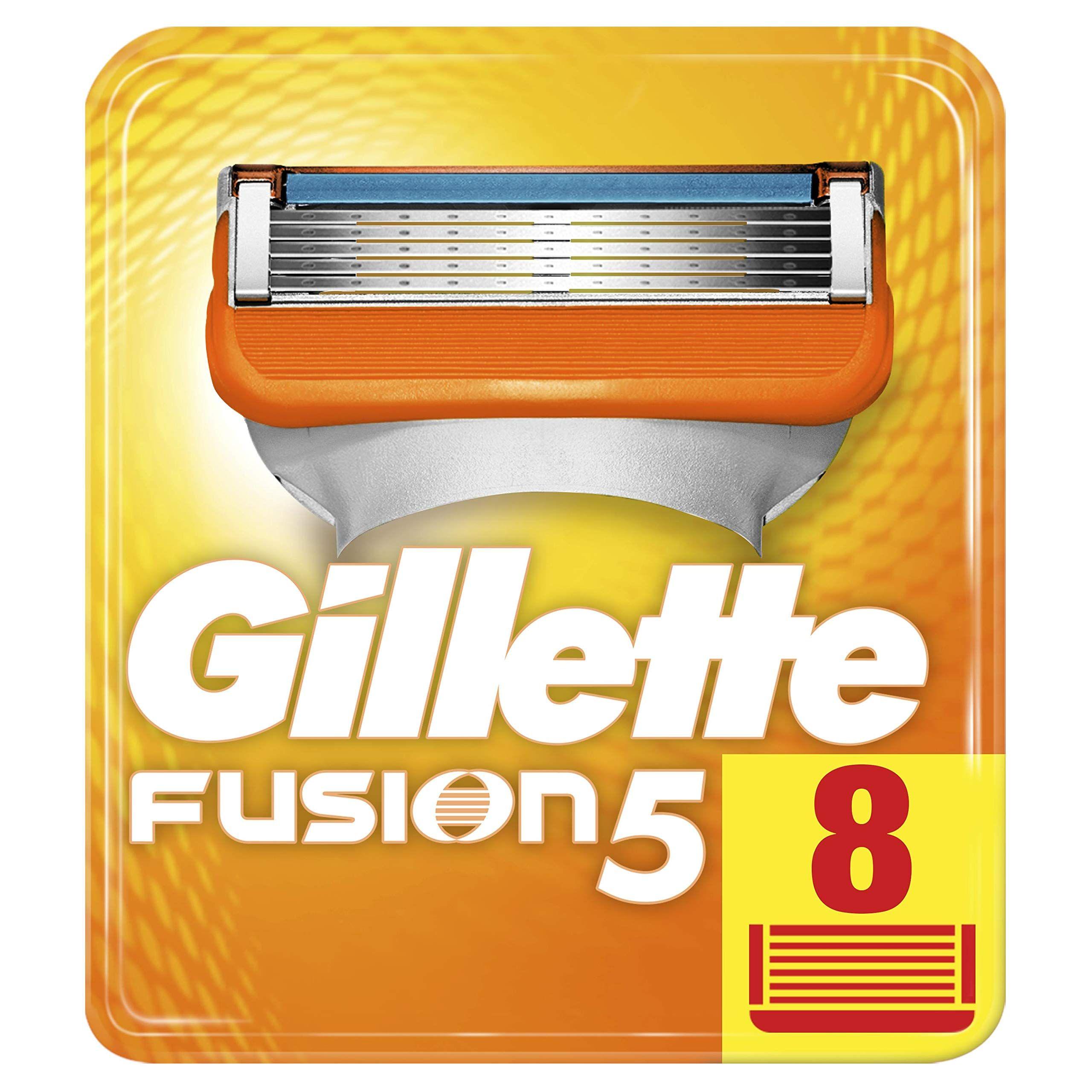 Gillette Fusion lamette per gli uomini 8Êpezzi in 2020