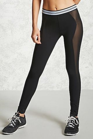 b262b8714313f Fit meets fashion with Forever 21 women s activewear. Leggings ...