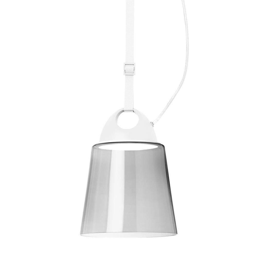 Lbl lighting karif watt light smoke integrated led pendant products