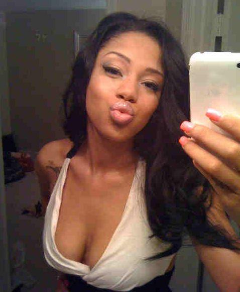 Ebony sexting
