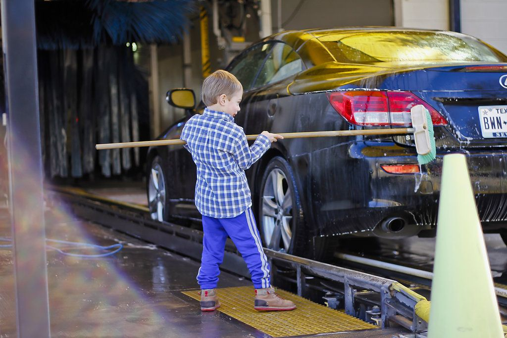 Party at the Car Wash? YEAH! (With images) Dallas moms