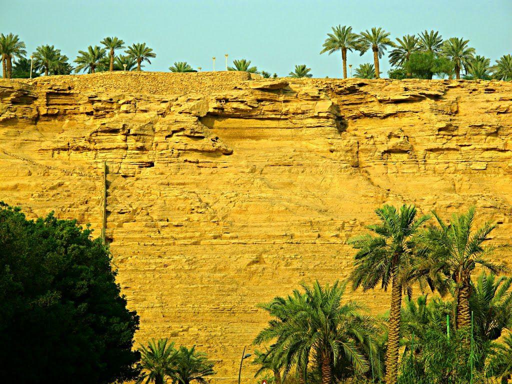 وادي حنيفة Wadi Hanifa Saudi Arabia Desert Landscaping Landscape Outdoor