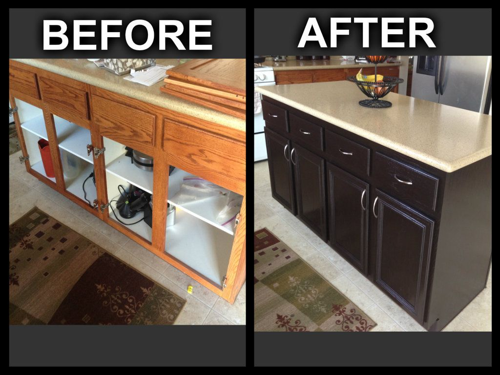 Kitchen Cabinets Java Gel Stain #espresso   Interior ...