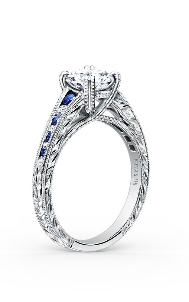 Shop Kirk Kara K1140BDCR Engagement rings Medawar