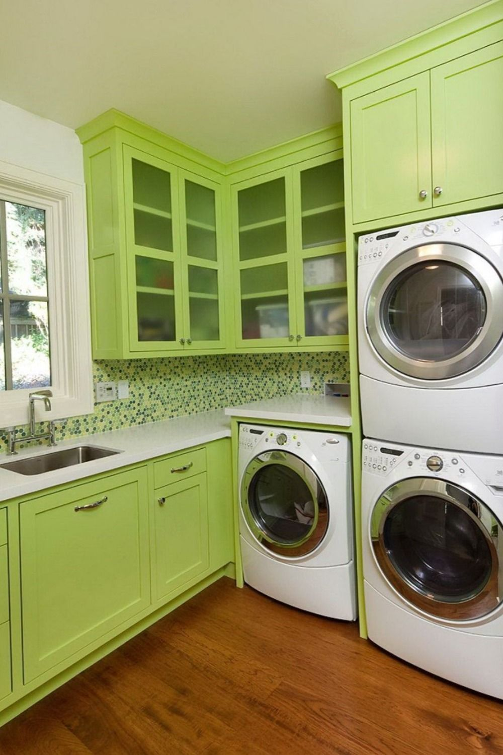 Smart Ideas To Make Small Laundry Rooms Efficient On 2020 In 2020