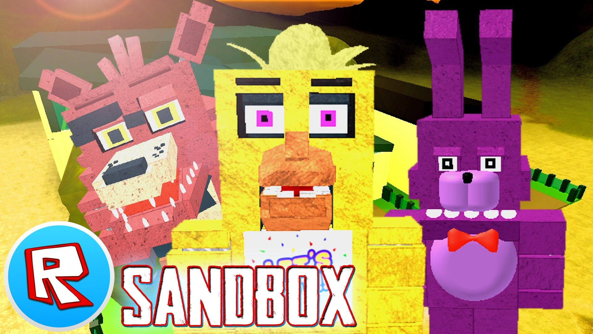 Roblox Sandbox Five Nights At Freddy S Tv Show Funny Family