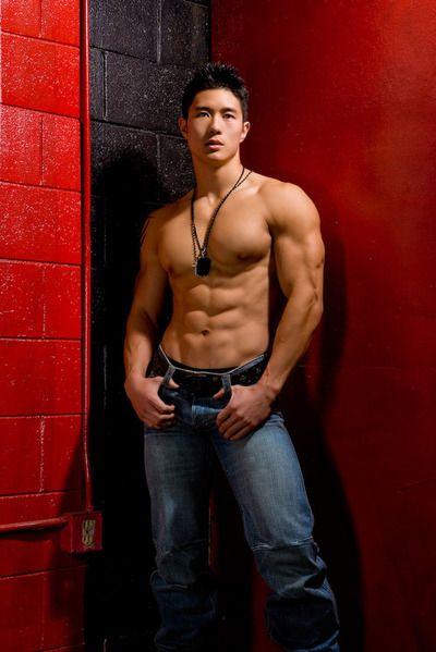 Western hot asian porn male star