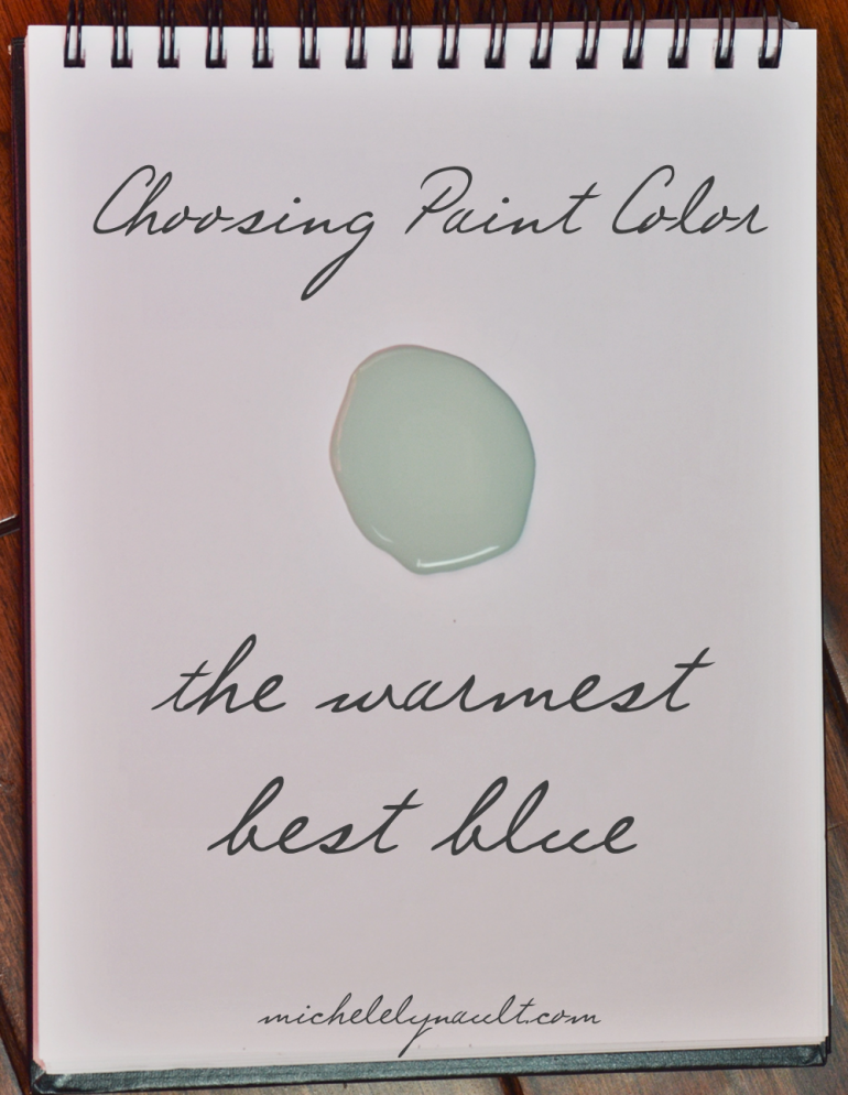 Garden Centre: The Best, Most Versatile Blue Green Paint Color: Hazel