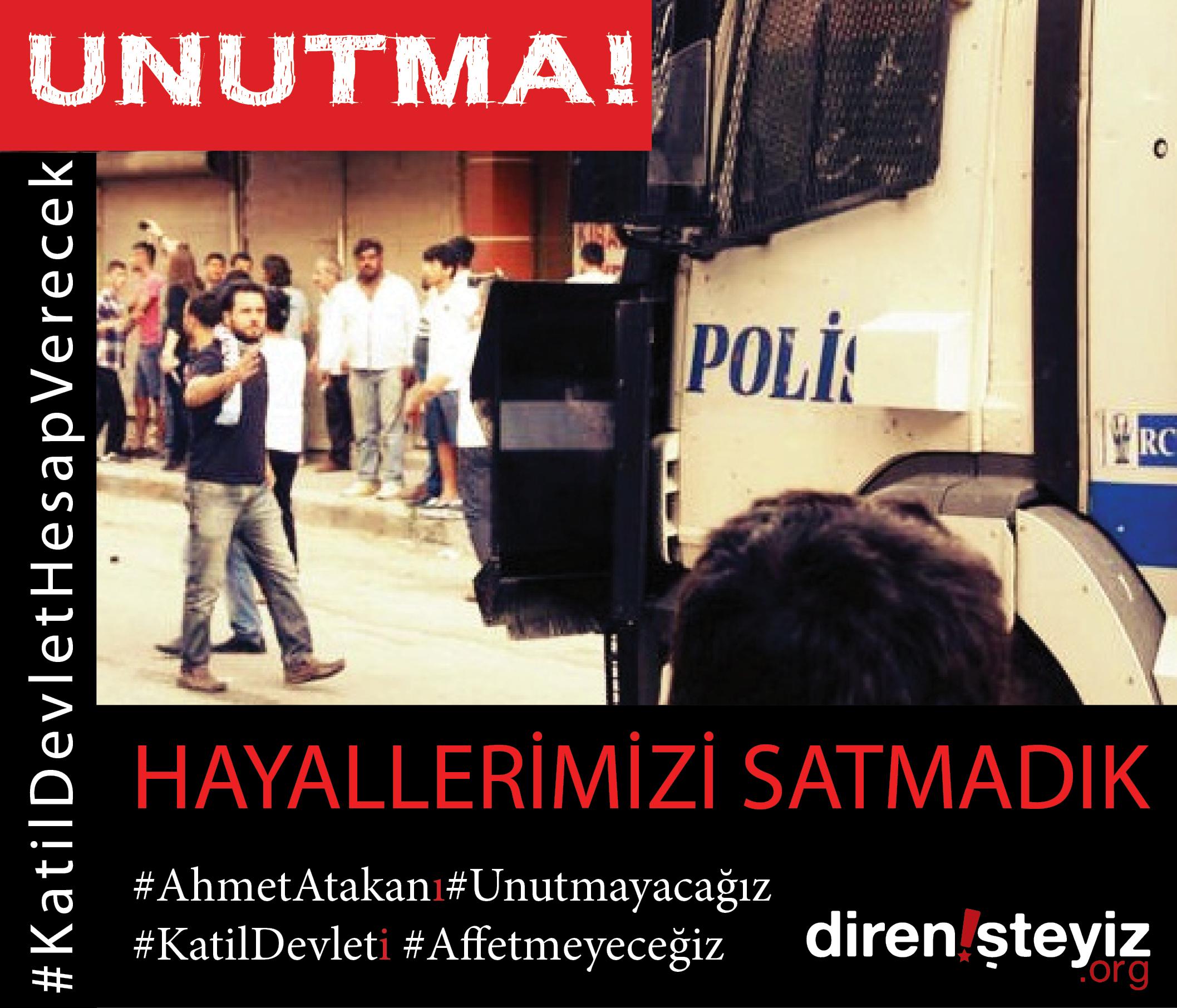 #AhmetAtakan