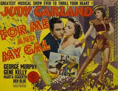 Idilio Em Do Re Mi Legendado 1942 Gene Kelly Judy Garland
