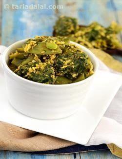 Valor muthia nu shaak gujarati sabzi recipe gujrati recipes by food forumfinder Gallery