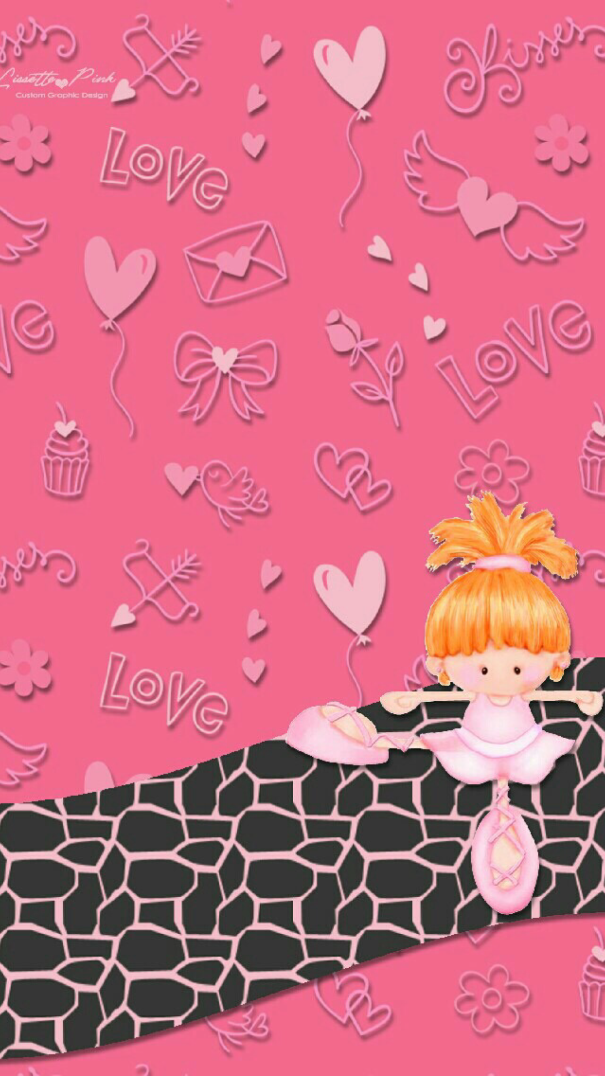 Cute Love Wallpaper Iphone Wallpapers 2 Pinterest Love