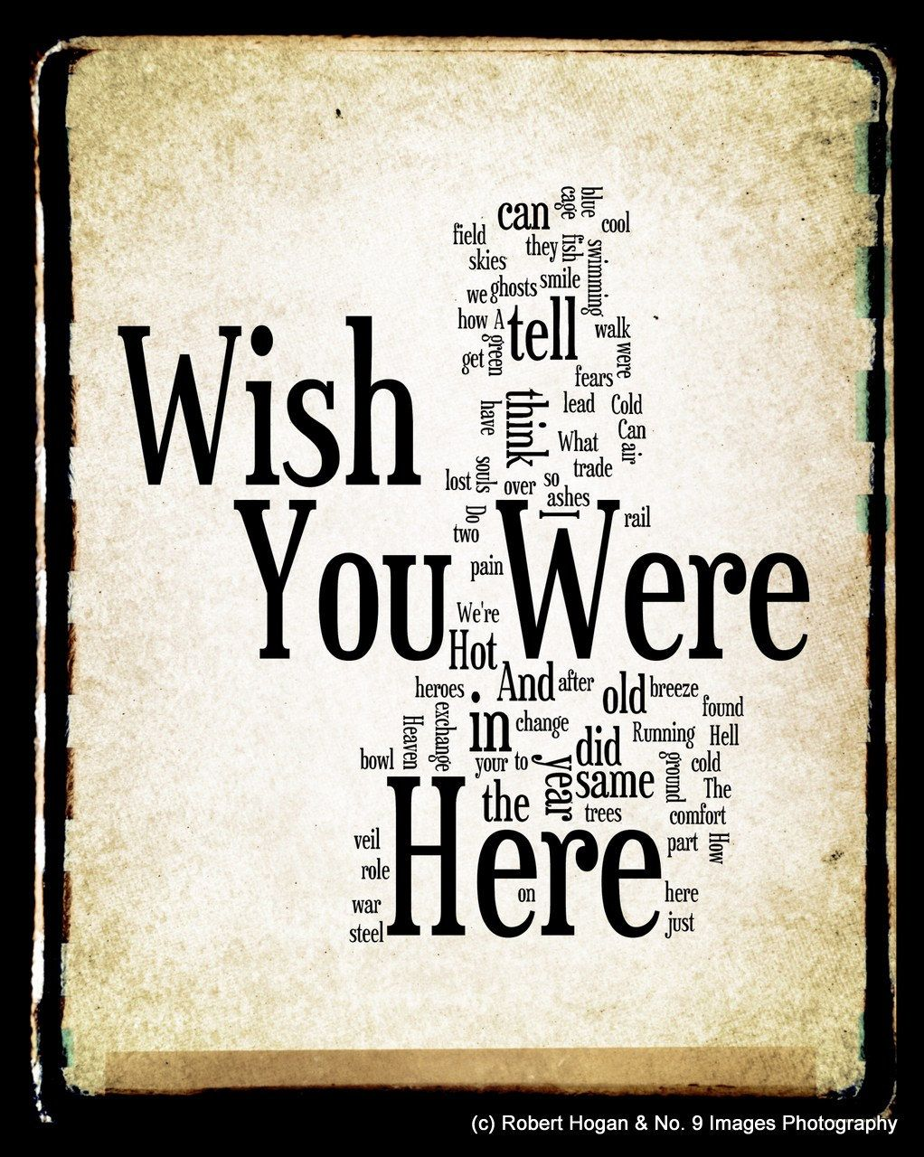 Wish You Were Here Quotes We're Just Two Lost Souls Swimming In A Fish Bowl Year After Year
