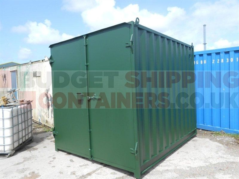 10ft Shipping Containers Refurbished Shipping Container Shipping Container Homes Shipping Containers For Sale