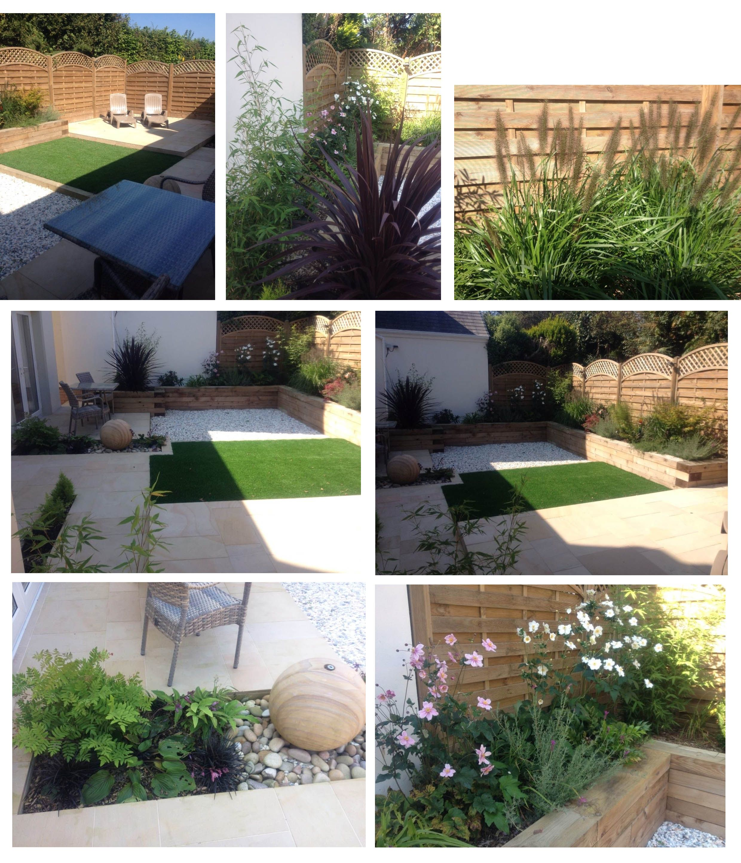 contemporary garden design and build jersey ci katiemcarthur mcarthurlandscapes gardendesign - Garden Design Jersey