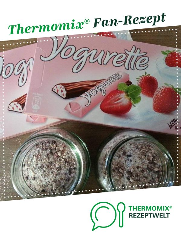 Yogurette-Cappuccino-Pulver #cookietips